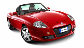 Fiat barchetta MY 2003